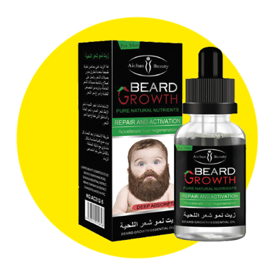 Beard Growth Oil Buy Online in Pakistan